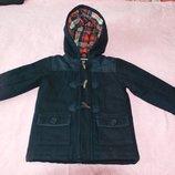 Деми пальто, куртка mothercare р. 110, 4-5 лет