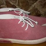 Кеды -ботинки Blackstone,натуральная замша.внутри натуральная кожа,раз 39,40,41 унисекс