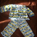 пижама детская кити