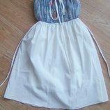 Элегантная туника-платье