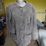 Куртка замшева на 38 євро розмір Country Word Пог-54