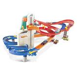 Hot Wheels Трек Автолифт Auto Lift Expressway Play Set CDR08