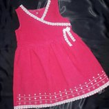 Платье на лето Вашей доченьке