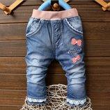 бриджи, шорты, джинсовые капри