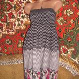 Классная юбка-сарафан