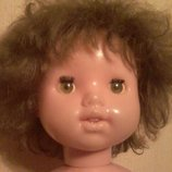 Кукла ссср Оля Победа Киев 65 см с зубками