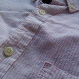 льяная мужская рубашка Tu