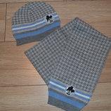 Шапка и шарф Original Marines