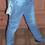 Летние джинсы на девочку р.122-158