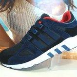 Кроссовки мужские Adidas Equipment Support сине-черн 41р-46р