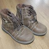 зимние ботинки на мальчика T. Taccardi Kari р. 31