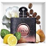 Black opium floral shock Yves Saint Laurent 100% оригинал, духи, парфюмерия, парфюм, распив, Лорен