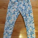 Модні літні штанішки-леггінси на дівчинку 4-6р. ZARA