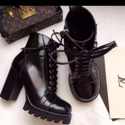 Ботинки Louis Vuitton Луи Виттон   2900 грн - демисезонные ботинки ... 287476ae7b4