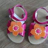 Босоножки сандали для девочек стелька 13 и 13.7 см USA