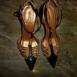 Туфли кожаные bronx . бразилия. р. 37