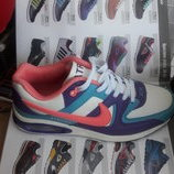 Распродажа.классные яркие женские кроссовки копия airmax.