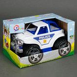Джип полиция Внедорожник Технок 5002 в коробке