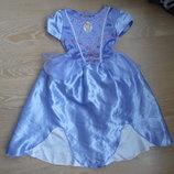 Карнавальное платье 3-4 года 104 см Disney Дисней