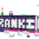 Конструктор Mega Bloks Monster High Monsterific Name Builder. Оригинал. Мега блокс монстер хай набор