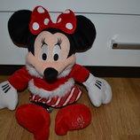 Минни Маус. Игрушка мягкая. Disney 46 см. .