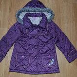 Курточка демисезонная р. 98-100.