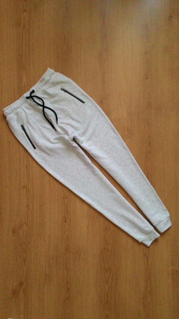 Штаны с мотней женские джинсы