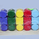 Деревянная игрушка логика квадраты цилиндры цветная И034 дерево