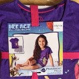 Набор футболка и шорты на девочку Ледниковый период, 4-6 лет