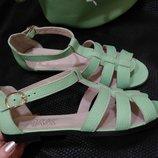 Распродажа Босоножки сандалии кожаные 36-41р Новая коллекция лето