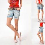 шорты Lady Forgina женские рваные 0673