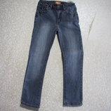 Джинсы ONE by ONE рост 140 Пот-30 см р.32-34, Длина 84 см брюки штаны детские