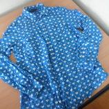 Рубашка женская 10 р New Look Нью Лук оригинал фирменная