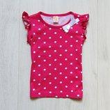 Яркая футболка для девочки. FZ. Размер 2 года. Состояние новой вещи