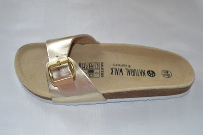Шльопанці шльопки шкіряні Esmara 38 39, шлепки размер 39
