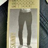 Классные джинсы-скини бренд Denim Co - бренд ирланской компании PRIMARK