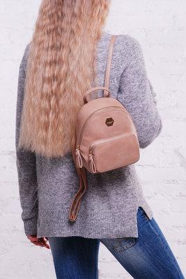53a946fdd90a Рюкзак 5526-2 маленький женский рюкзак красного цвета скл2: 700 грн ...