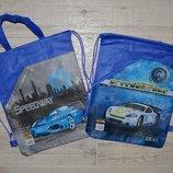 Рюкзак сумка для сменной одежды для игрушек в сад или на площадку