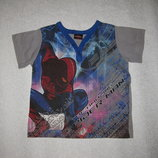 2-3 года, футболка Спайдермен