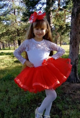 89c491efe46c8 Юбка-Пачка из фатина Комплект Кокетка: 170 грн - детские юбки в ...