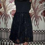 Фірмове базове плаття Boohoo, 14, Китай.