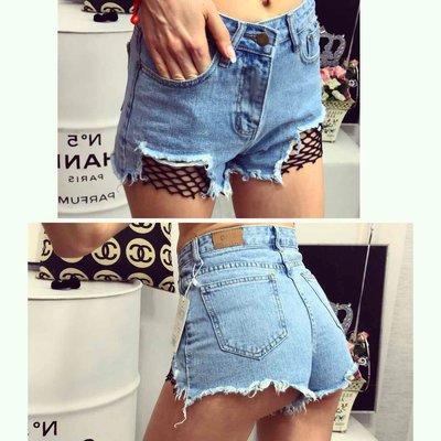 фото шорты джинсовые