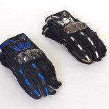 Мотоперчатки комбинированные с закрытыми пальцами Scoyco MC20 2 цвета, M-XL