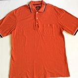 Мужская футболка поло тенниска Piattelli L-XL