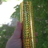 Декоративный скотч цветной блестящий лазерный для творчества труда для творчості праці открыток