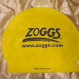 шапочка плавательная ZOGGS оригинал латекс идеал