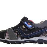 Детские сандали, босоножки для мальчика 32-37р.