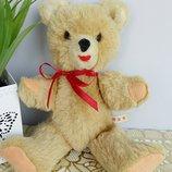 Медведь шарнирный шерстяной 22 см из Германии