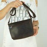 Кожа. Женская сумка ручной работы. Кожаный клатч. Кожаная коричневая сумочка