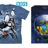 Знаменитые 3D футболки The Mountain, оригинал из Америки. Размер 4-6 лет